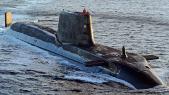 Sous-marin britannique HMS Ambush