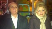 Sam Tolédano et Vicky Chetrit