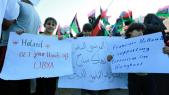 manif Libye