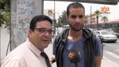 cover video - micro trottoir Hakima El Haite