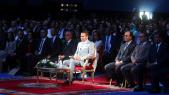 Le prince Moulay Rachid à la Med Cop de Tanger