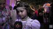 Les petites filles fêtent Laylat al Qadr à Casablanca