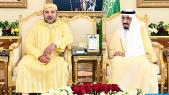 rois Mohammed VI et Salmane