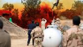 armes chimiques libye
