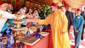 Mohammed VI-Fête de la jeunesse