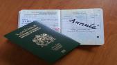 passeport annulé