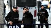 police turquie