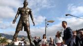 Ronaldo-Statue