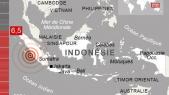 seisme indonésie