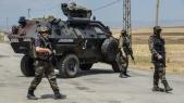 Turquie patrouille