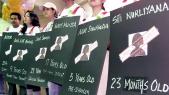 malaisie, manifestation contre le viol