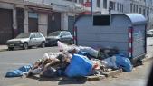déchets Aïd El Adha dans les quartiers de casablanca