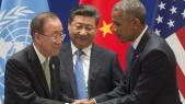 Présidents chinois et américains