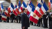 Hollande Harkis cérémonie