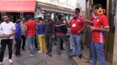 Zamalek-Wydad. Public-2