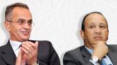 Azzeddine El Moutassir - ANRT   -   Abdeslam Ahizoune  Maroc telecom anrt