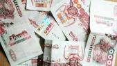 dinars algériens