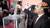 Cover Video - Le360.ma • Ilyas Omari Vote à Rabat