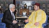 MohammedVI et Mahmoud Abbas