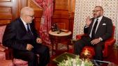 Mohammed VI et Benkirane
