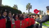 cover video- Le PNC en sit-in devant le siège central de la RAM