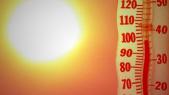 hausse température