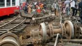 Déraillement d'un train-Cameroun