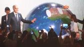 Cover Video - Le360.ma •COP22 La France passe la présidence au Maroc