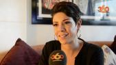 """Cover Vidéo... Leila Haddioui: """"je n'empiète sur le terrain de personne"""""""
