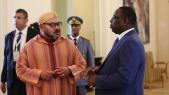 Mohammed VI-Macky Sall
