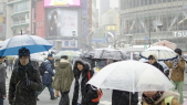 tokyo neige