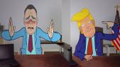 Cover vidéo... La brigade lakjaa et Trump