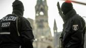 Berlin police attentat