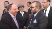 Mohammed VI à la rencontre de la communauté juive