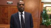 Eloi Nzondo, ministre du Travail gabonais