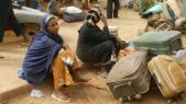 réfugiés africaines