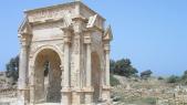 Libye: l'imposante cité romaine de Leptis Magna protégée par des volontaires