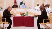Tony Elumelu et Mohamed Kettani signature nigeria