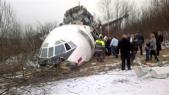 Tupolev écrasé