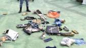 Vol D'Egyptair débris: des traces d'explositifs retrouvées sur certaines victimes