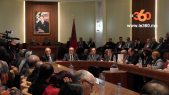 Cover Video -Le360.ma •اللجنة البرلمانية للشؤون الخارجية تصادق على العقد التأسيسي للإتحاد الإفريقي
