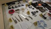 Cover Video -Le360.ma •هذه هي الأسلحة الخطيرة التي وجدها رجال الحموشي لدى الخلية الإرهابية بالجديدة