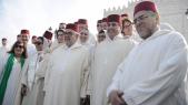 cover vidéo :Le360.ma •Recueillement au Mausolée Mohammed V à Rabat sur la tombe de Feu Hassan II