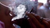 Fumeur cannabis