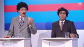Gad Elmaleh et Jamel Debbouze