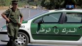 gendarme algérie