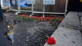 Istanbul, fleurs