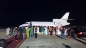 Gambie: l'avion de Jammeh vient de décoller de Banjul pour Conakry