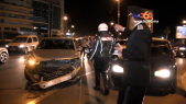 Cover Video - Le360.ma •بالفيديو:  تدخلات الأمن بمختلف شوارع مدينة طنجة ليلة رأس العام
