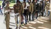 migrants subsahariens maroc frontière melillia clandestins